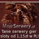 Moje-Serwery.pl - Najtanszy hosting gier multiplayer!